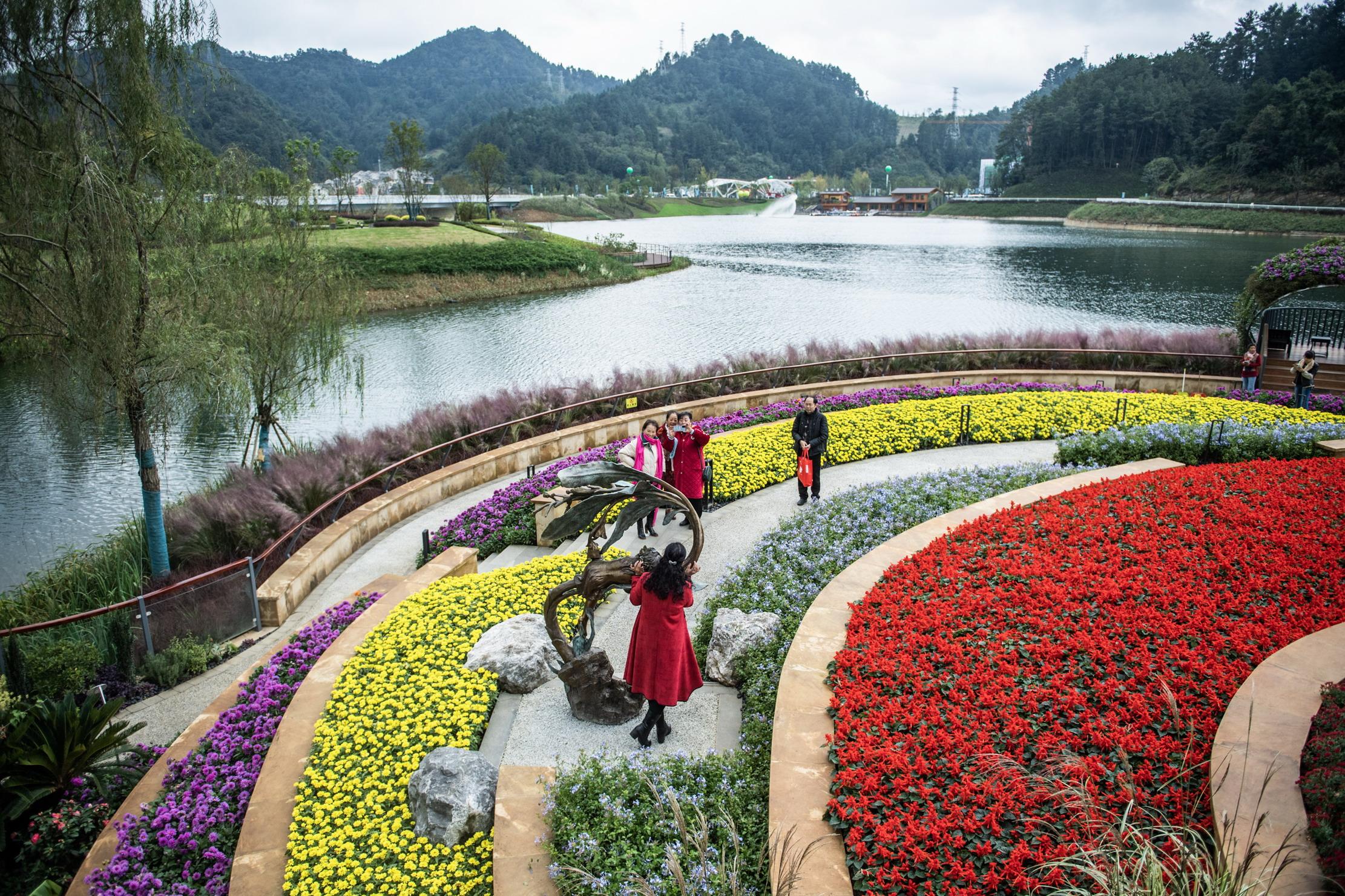 以自然之道,养万物之生——第四届中国绿化博览会亮点扫