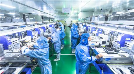 """光学产业迎来新""""聚""""变"""