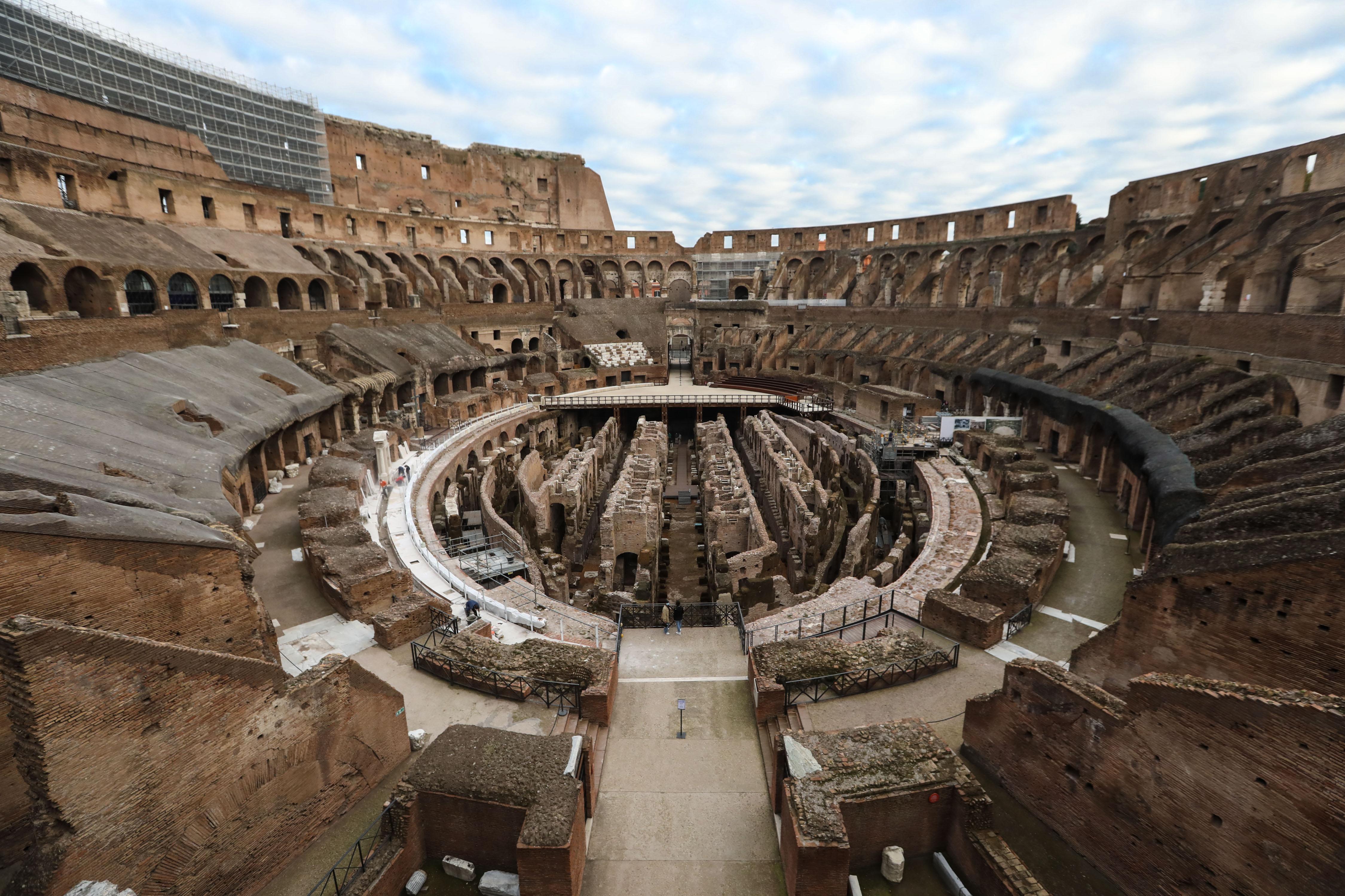 意大利进一步加强疫情防控 罗马斗兽场将再次关闭