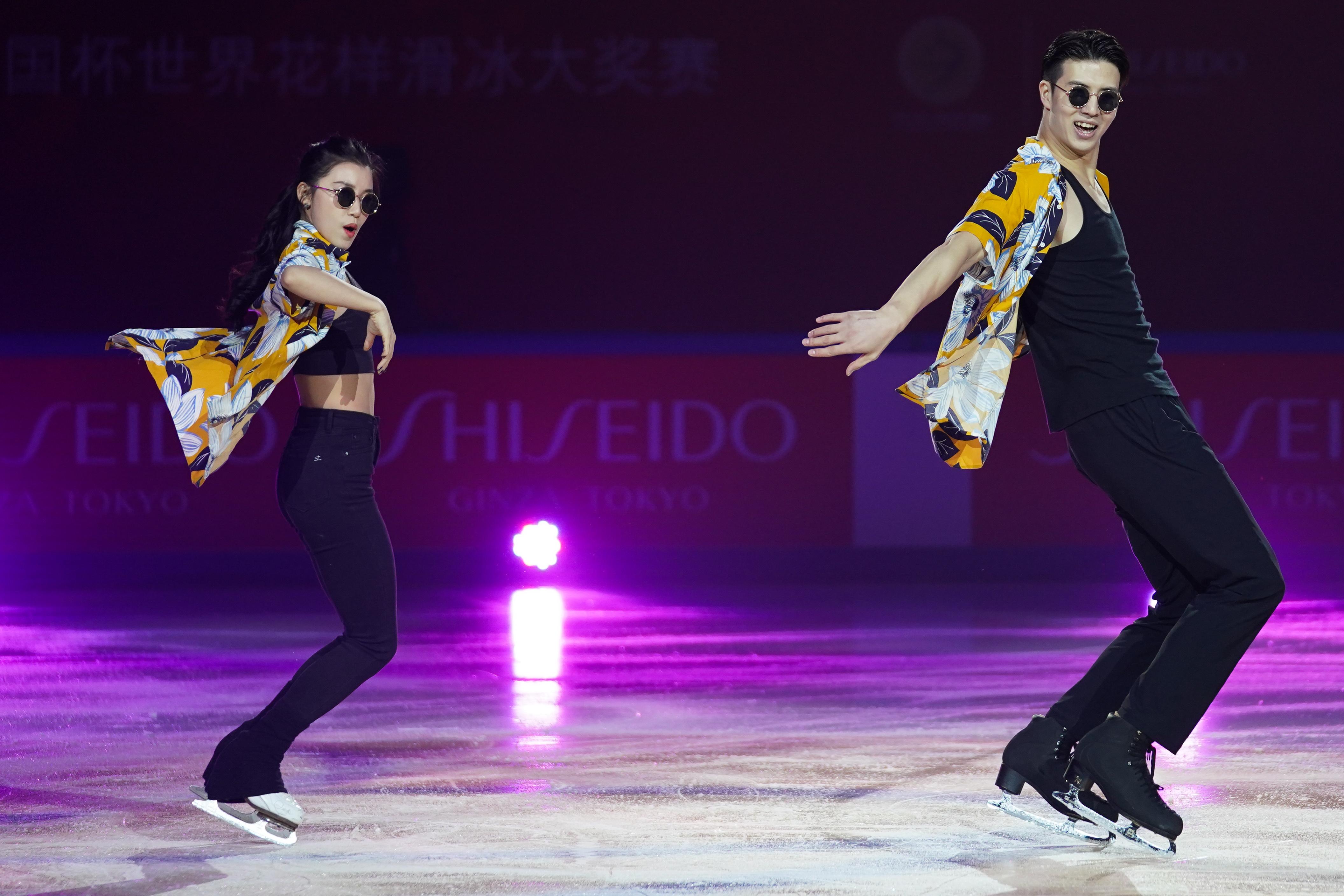 花样滑冰——2020中国杯落幕