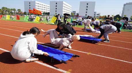 鄱阳卫生学校举办职业教育活动周活动