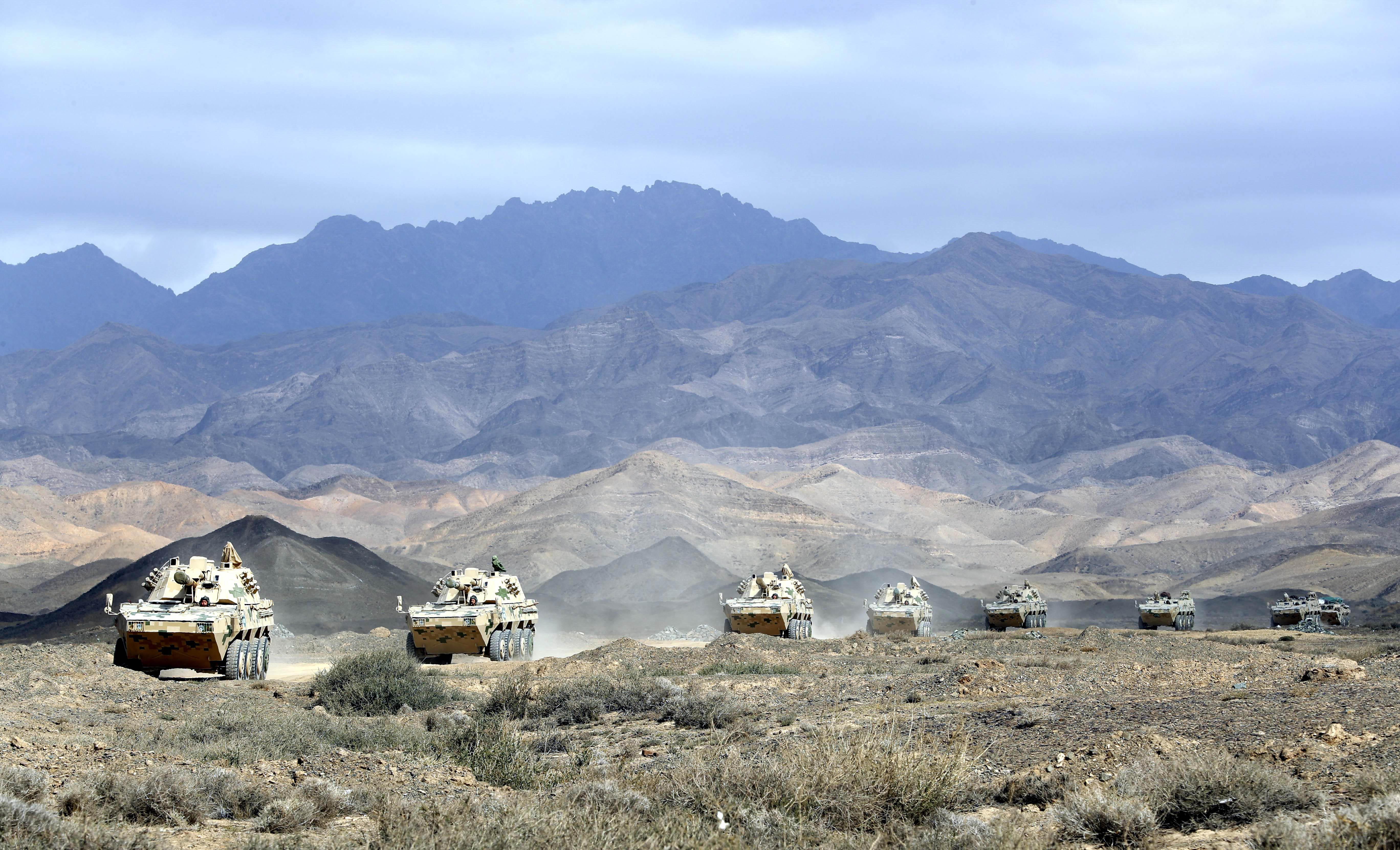丹心昭天山——新疆军区某红军师牢记嘱托锻造忠诚劲旅记