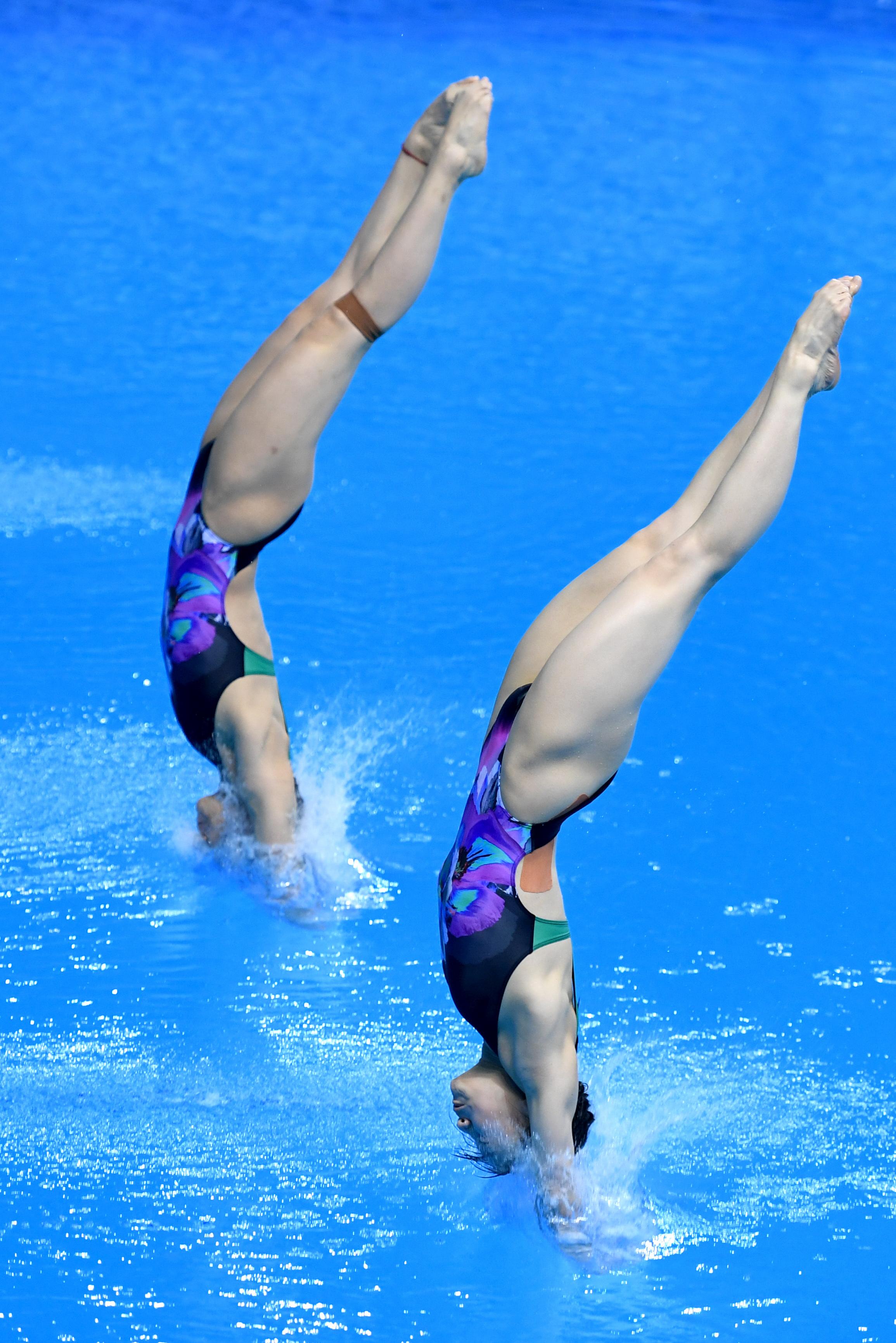 2021年跳水项目东京奥运会、世界杯选拔赛(第二站)首日赛