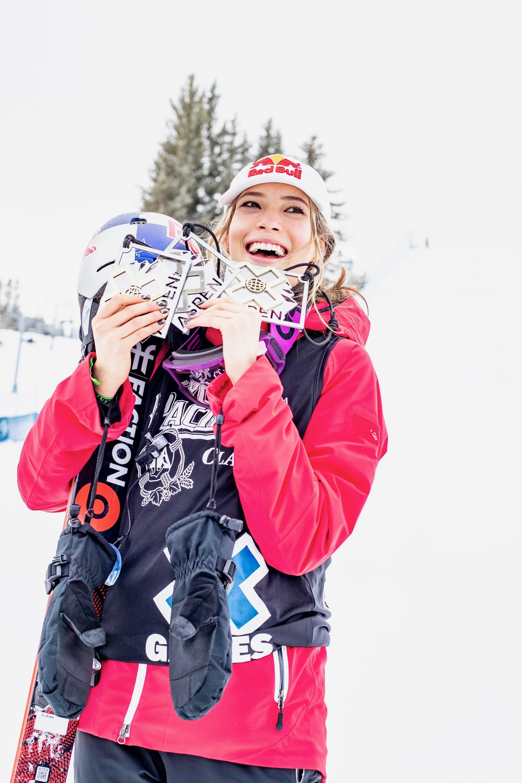 自由式滑雪——世界极限运动会:谷爱凌两金一铜创造历史