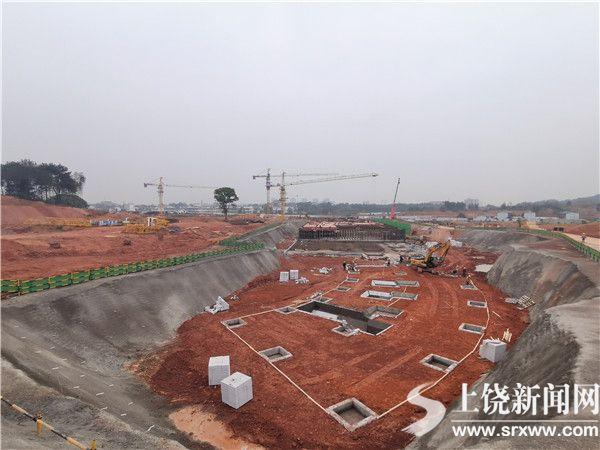 """上饶经开区""""全生命周期""""服务加速项目建设"""