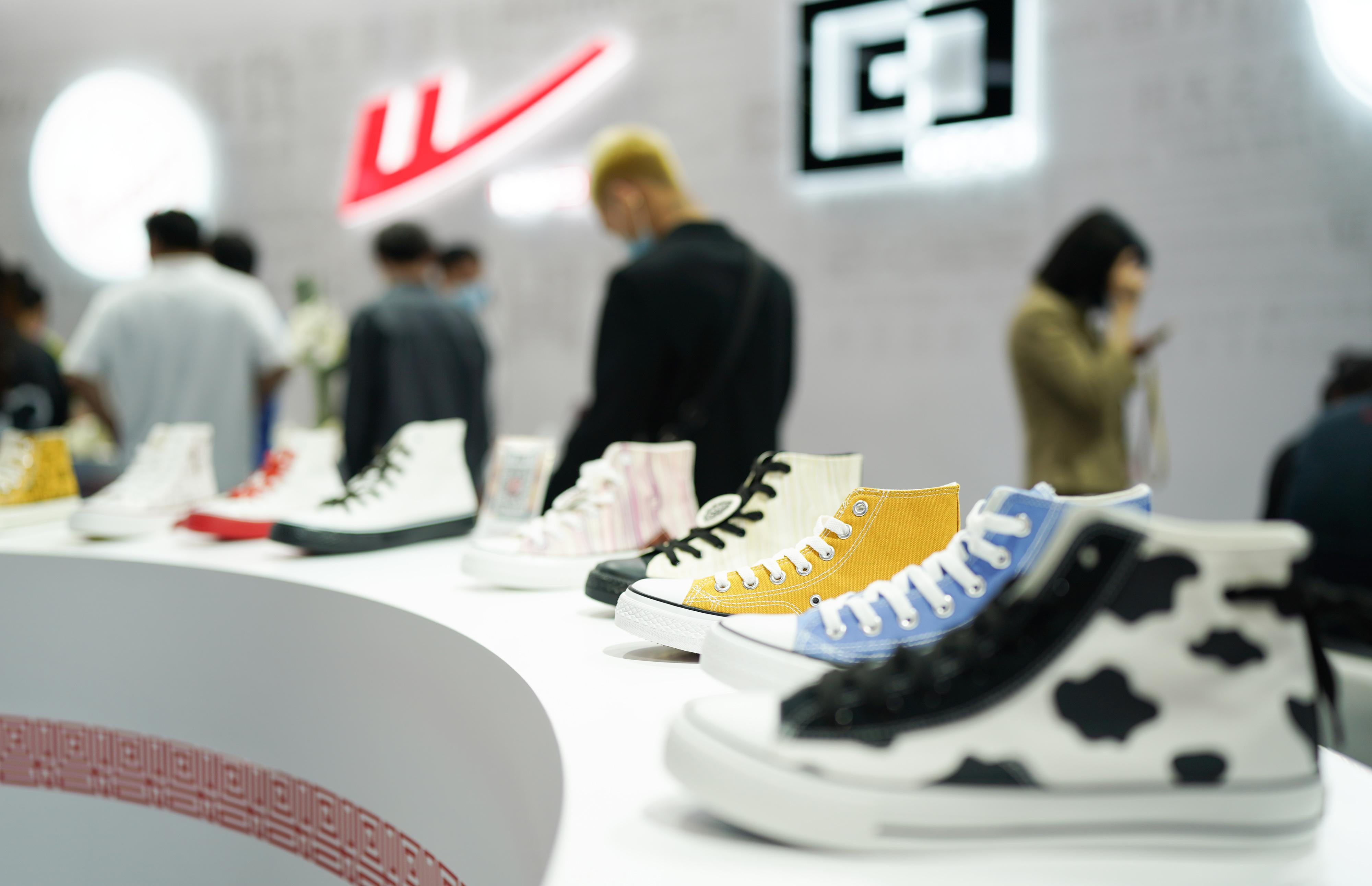 2021中国国际体育用品博览会在沪开展