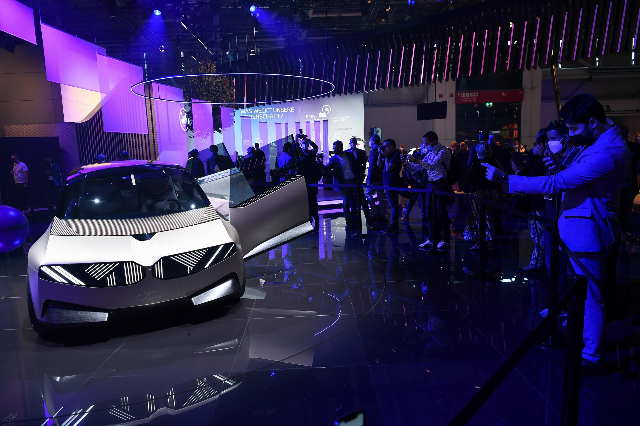探访德国国际汽车及智慧出行博览会媒体日