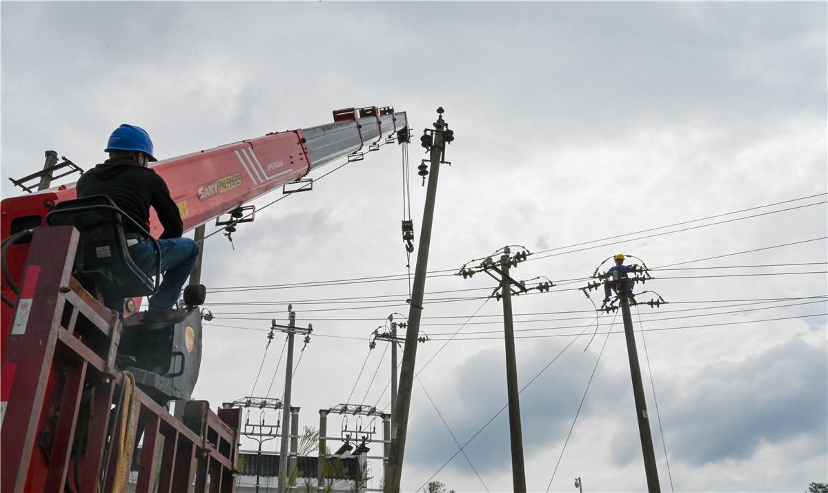强电网 惠山区
